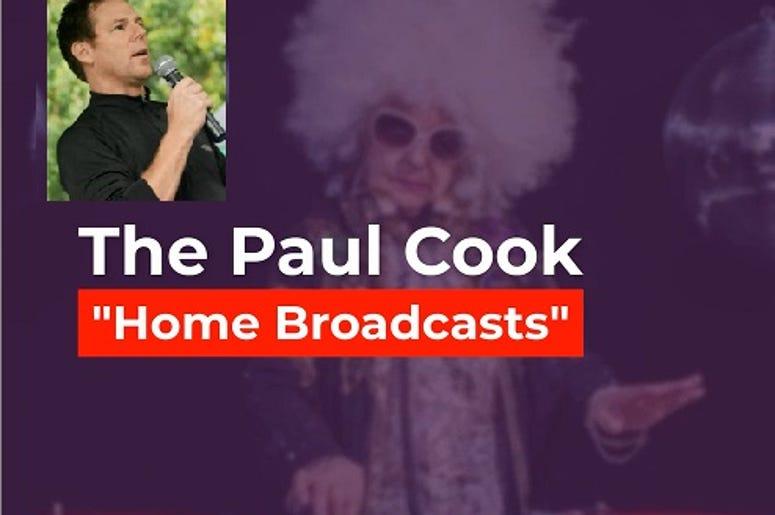 Paul Cook Secret Weapon