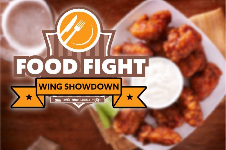 Food Fight: Wing Showdown