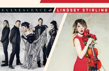 Evanescence + Lindsey Stirling