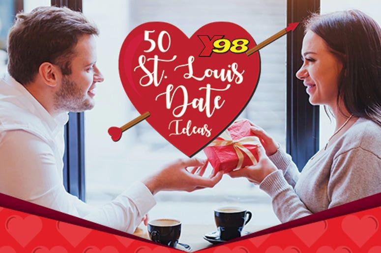 50 St. Louis Date Ideas