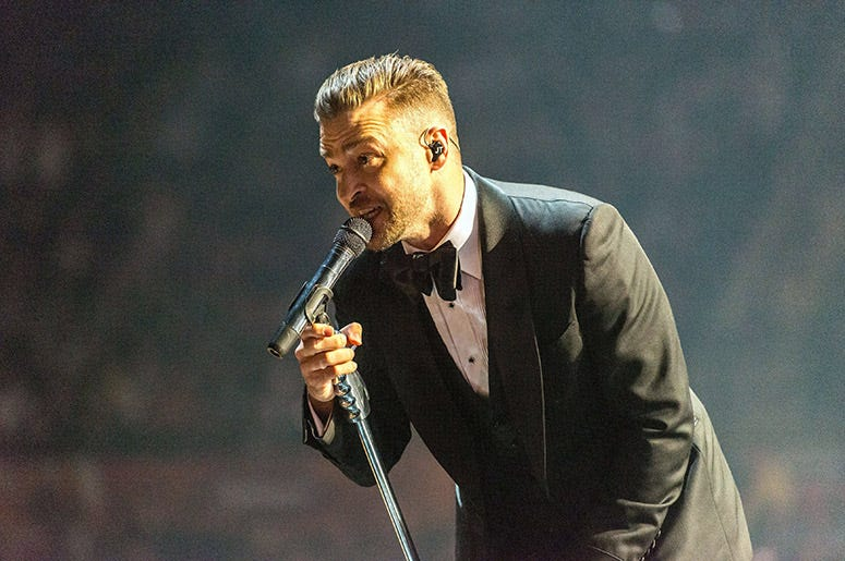 File photo dated 30/03/14 of Justin Timberlake (Photo by PA Images/Sipa USA)
