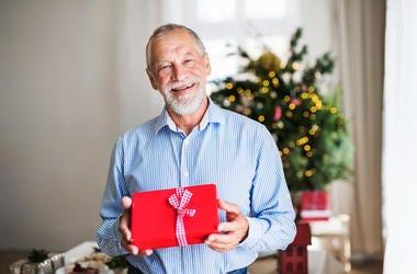 old man Christmas