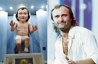 Phil Collins Baby Jesus