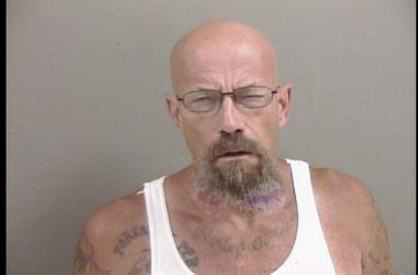 Todd Barrick Jr. aka Walter White look-alike