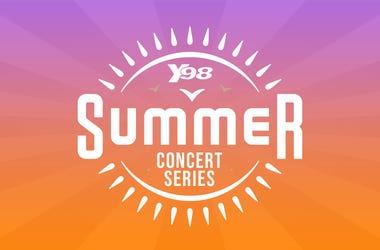 Y98 Summer Concert Series