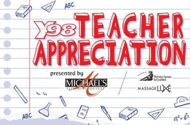 Teacher Appreciation Nomination