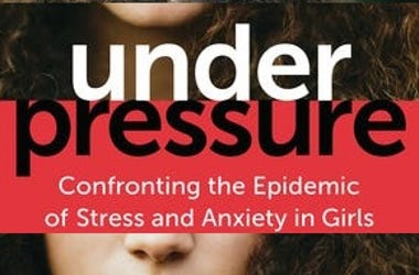 Cover art from book UNDER PRESSURE
