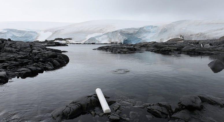 Moore College professor contributes confidential composition to Antarctica time capsule