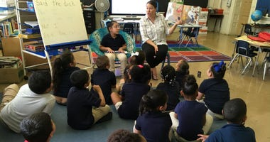 The last day of classes for Philadelphia school students is Tuesday, June 4. The district is sending kids home with bags of books, so they can maintain their reading techniques during the summer.