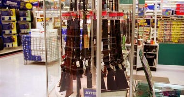 Walmart, the nation's largest retailer and major seller of firearms, has been the scene of two recent shootings in El Paso, Texas, and Southaven, Mississippi. HLN's Caroline Woods reports.