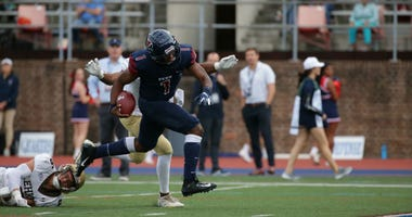 University of Pennsylvania sophomore quarterback Ryan Glover.