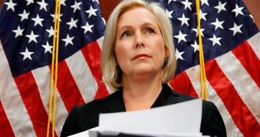 Sen. Kirsten Gillibrand enters 2020 presidential race