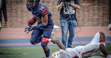 Penn wide receiver Rory Starkey Jr.