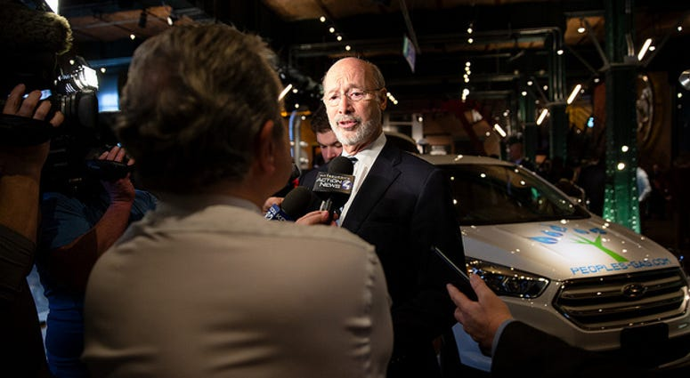 On the same day researchers released an analysis showing that carbon dioxide emissions increased in the U.S. for the first time in years, Gov. Tom Wolf has signed an order creating a goal for state agencies to reduce emissions in Pennsylvania.