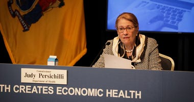 New Jersey Health Commissioner Judy Persichilli