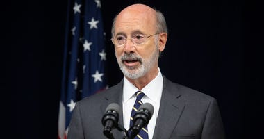 Pennsylvania Governor Tom Wolf