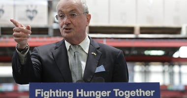 Governor Phil Murphy announces new funding to combat food insecurity in New Jersey