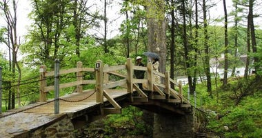 Montgomery County is offering virtual tours of its various sites, and keeping its trails open for those who want to get outside while practicing social distancing.