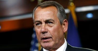 John Boehner (AP PHOTO)