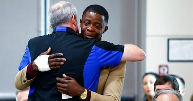 James Shaw / Waffle House Shooting Hero