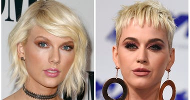 Taylor Swift received a peace offering from Katy Perry before launching her new tour.