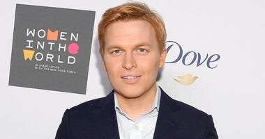 Pulitzer Prize, a story that takes down an attorney general, a new book deal -- it's been quite a run for the New Yorker's Ronan Farrow.