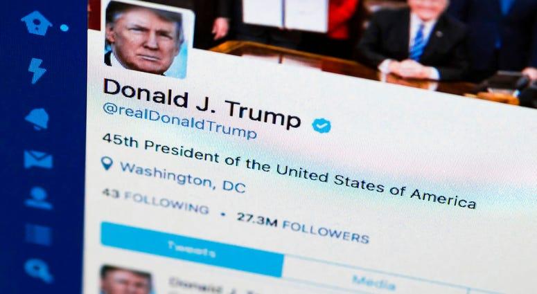 Trump Twitter Lawsuit