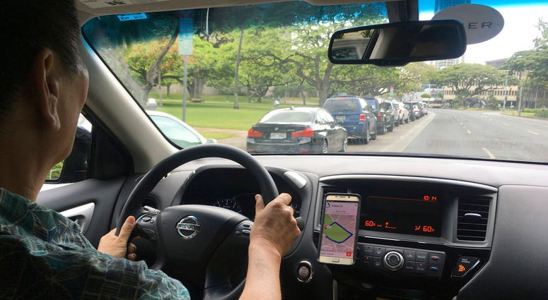 """Honolulu's city council is scheduled to vote on a bill that won't allow ride-hailing services to impose so-called """"surge pricing"""" on riders if the fee is higher than a maximum amount set by the city."""