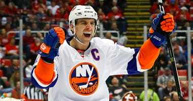 Superstar center John Tavares is going home, agreeing to terms on a $77 million, seven-year contract with his childhood team, the Toronto Maple Leafs. Tavares announced his intentions on Twitter.