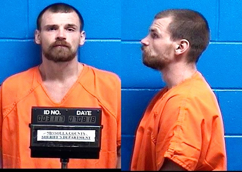 Francis Crowley, who was being held on $50,000 bail on a charge of criminal endangerment