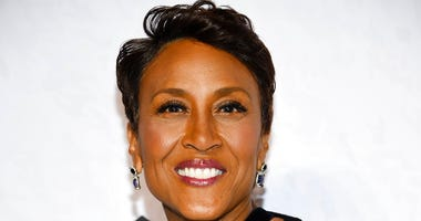 In this April 13, 2018 file photo, Robin Roberts attends Variety's Power of Women: New York event in New York.