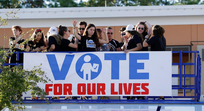 Parkland students, get out the vote
