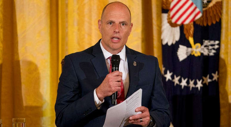 Acting U.S. Immigration and Customs Enforcement Director Ronald Vitiello