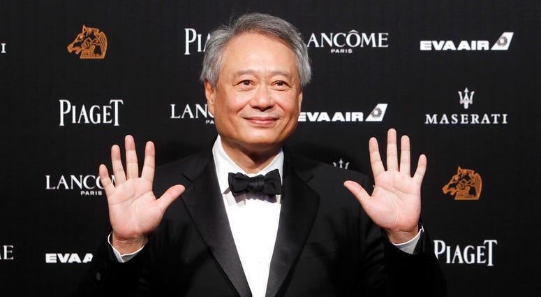 Taiwanese director Ang Lee