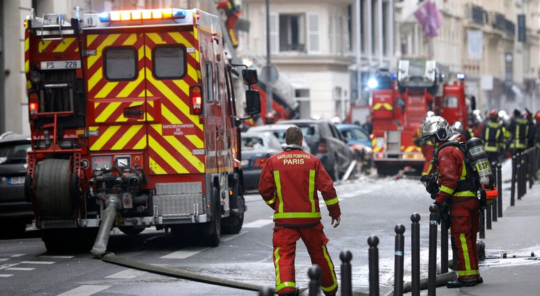Paris Bakery Blast