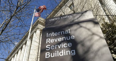 FILE - This March 22, 2013 file photo, shows the exterior of the Internal Revenue Service building in Washington.