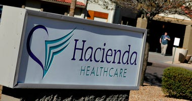 The Hacienda HealthCare facility