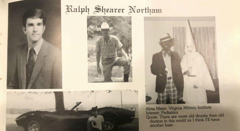 Virginia Gov. Ralph Northam