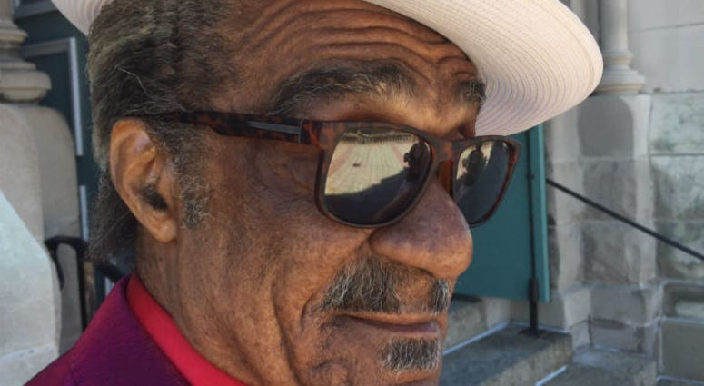 "R&B singer and songwriter Andre Williams died Sunday at age 82. Williams co-wrote ""Shake A Tail Feather."""