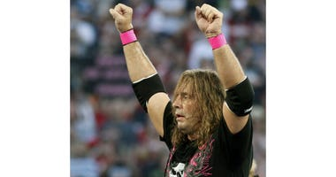 "Bret ""Hit Man"" Hart"