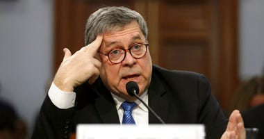 Attorney General William Barr