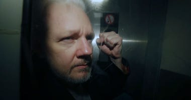 The Justice Department has charged Assange with receiving and publishing classified information.
