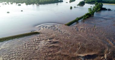 Arkansas River Flooding