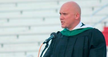 Principal Kenny DeMoss