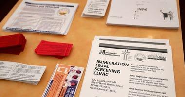 Immigration enforcement operation