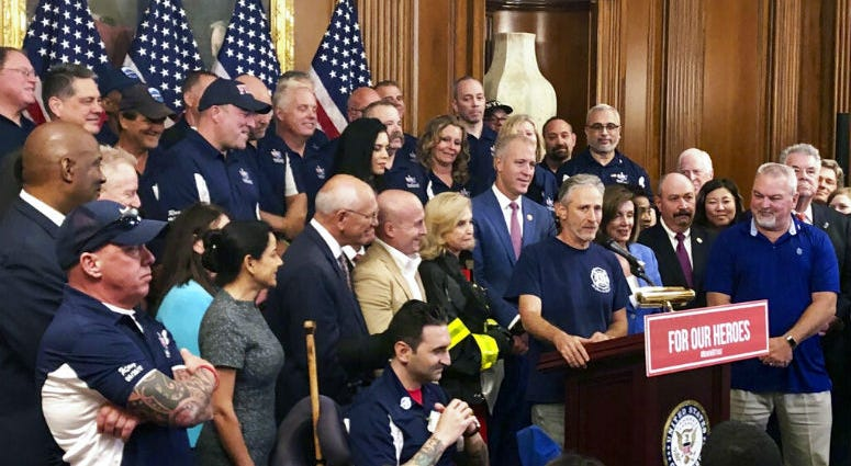 The House is expected to approve a bill Friday ensuring that a victims' compensation fund for the Sept. 11 attacks never runs out of money.