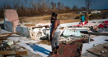 Hurricane Dorian / Bahamas