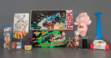 National Toy Hall of Fame 2019 finalists