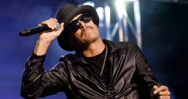 Kid Rock performs in Pontiac, Mich., Oct. 17, 2018.