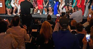 Miss America 2020 candidates